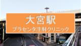 img 5e54c3757bf6c 160x90 - 大宮駅:プラセンタ注射の最安はココ!全13クリニック比較